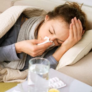 Cold or Flu Relief Treatment
